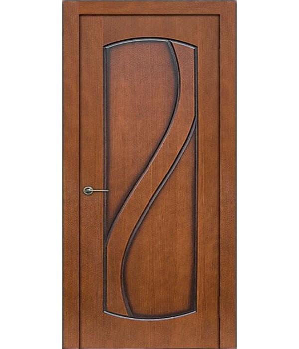 """Дверь - Межкомнатные двери """"Грация"""" глухое орех"""