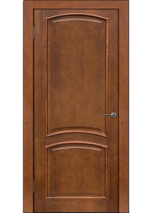 "Межкомнатные двери ""Пальмира"" орех глухое"