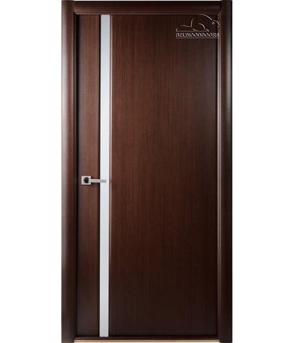 Дверь - Межкомнатные двери Гранд 208 венге