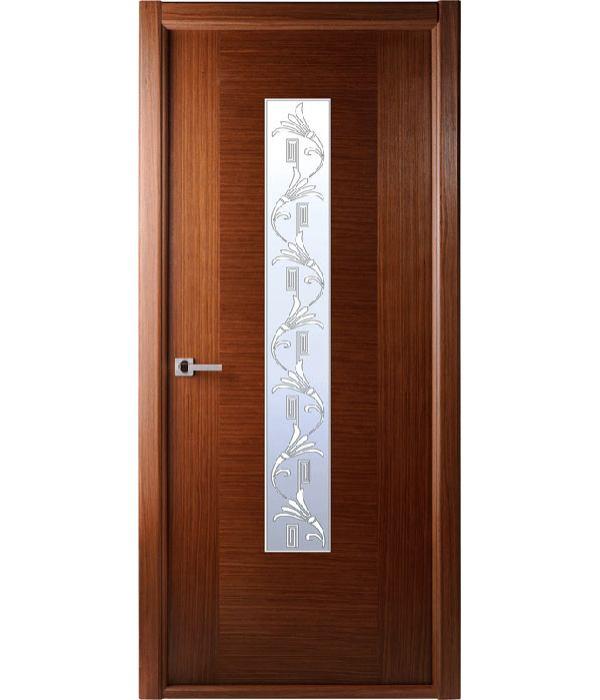 Дверь - Межкомнатные двери Классика люкс орех ПО