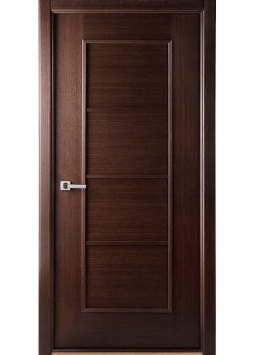 """Межкомнатные двери """"Модерн люкс"""" венге ПГ"""