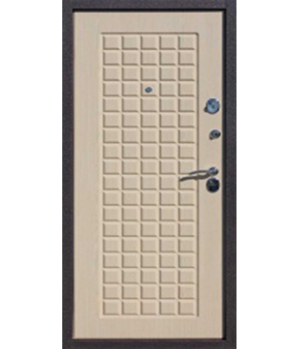 стальная дверь шагрень