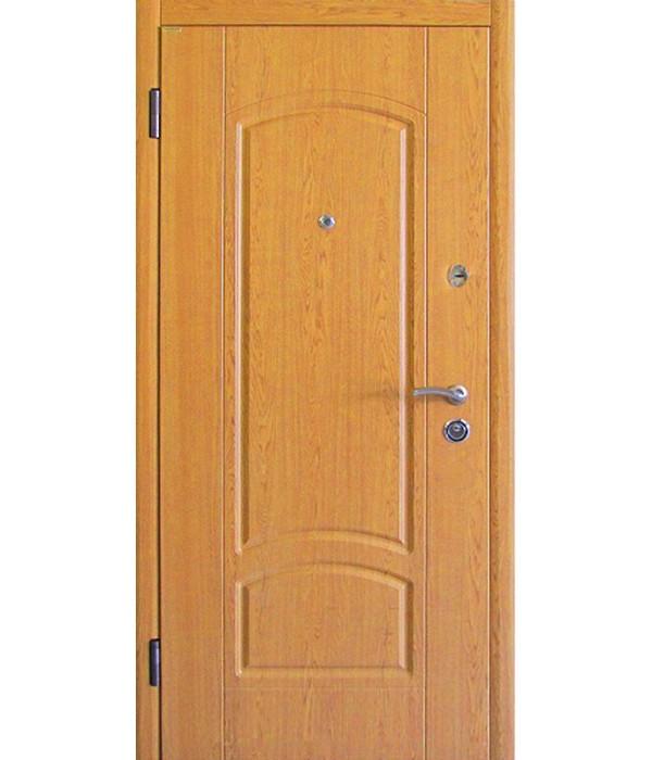 Дверь - Входные двери СКОРПИОН №8 мод. 15 ольха