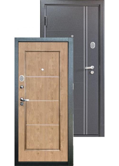 надежная металлическая дверь эконом класса