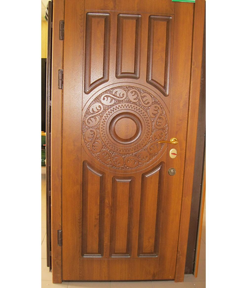 стальные двери с фрамугой москва