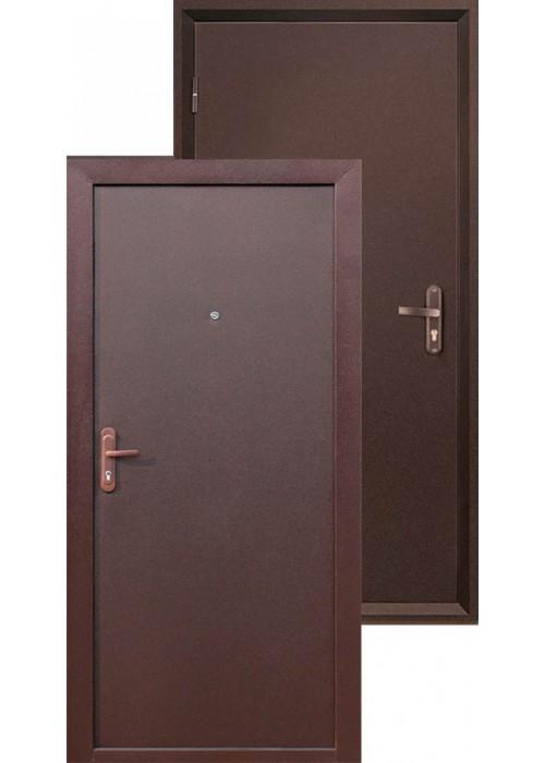 Входные двери Строй Гост 5-1 металл/металл внут/открыв.