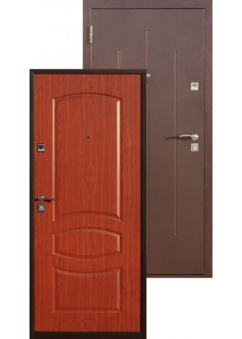 Входные двери Строй Гост 5-2 итальянский орех