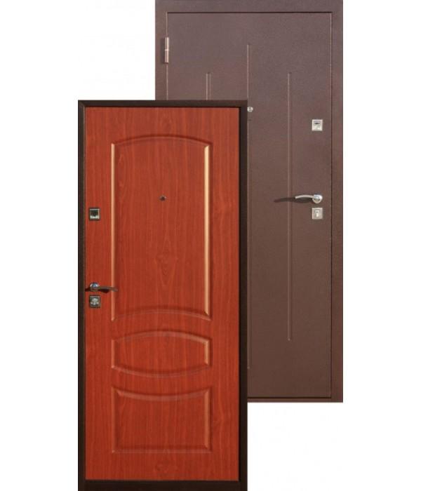 Дверь - Входные двери Строй Гост 5-2 итальянский орех