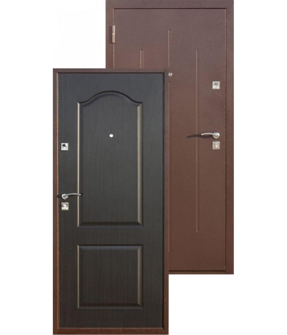 Входные двери строй гост 5-2 венге салон клён входные.