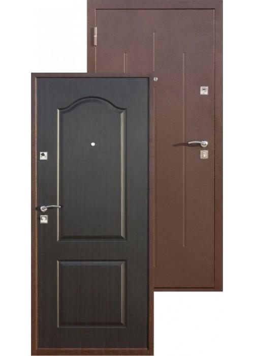 Входные двери Строй Гост 5-2 венге