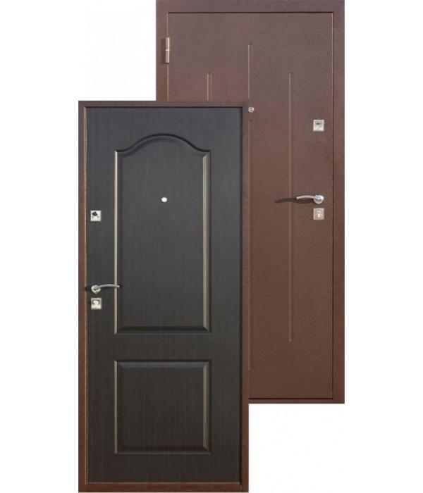 Дверь - Входные двери Строй Гост 5-2 венге