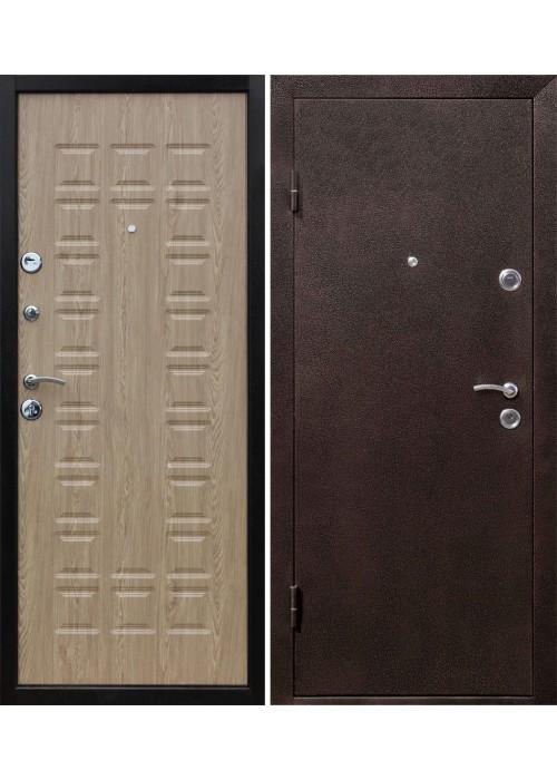 Входные двери Йошкар МДФ Карпатская ель+молоток
